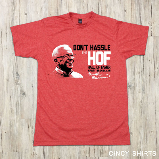 Don't Hassle The HOF Unisex T-shirt
