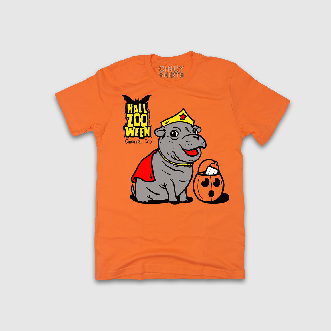 Fiona HallZOOween - Youth Tee - Cincy Shirts