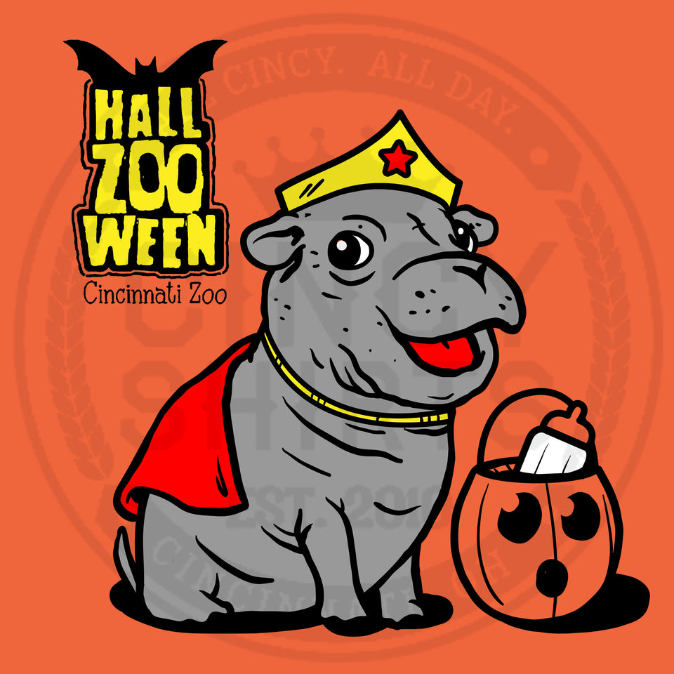 Fiona HallZOOween - Cincy Shirts
