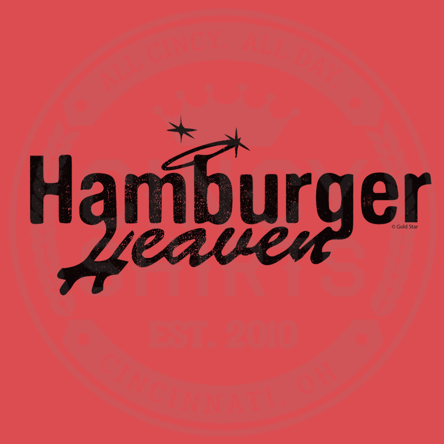 Hamburger Heaven - Cincy Shirts