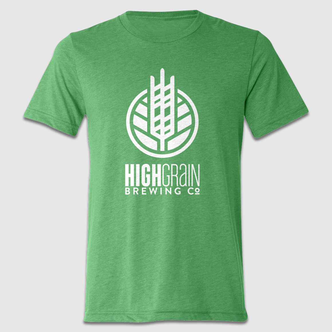 High Grain Full Emblem Woodmark Tees - Cincy Shirts