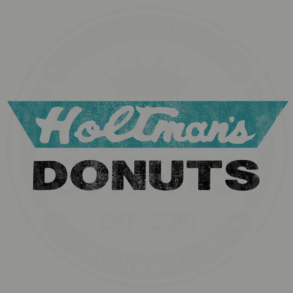 Youth Holtman's Vintage Sign Logo - ONLINE EXCLUSIVE - Cincy Shirts