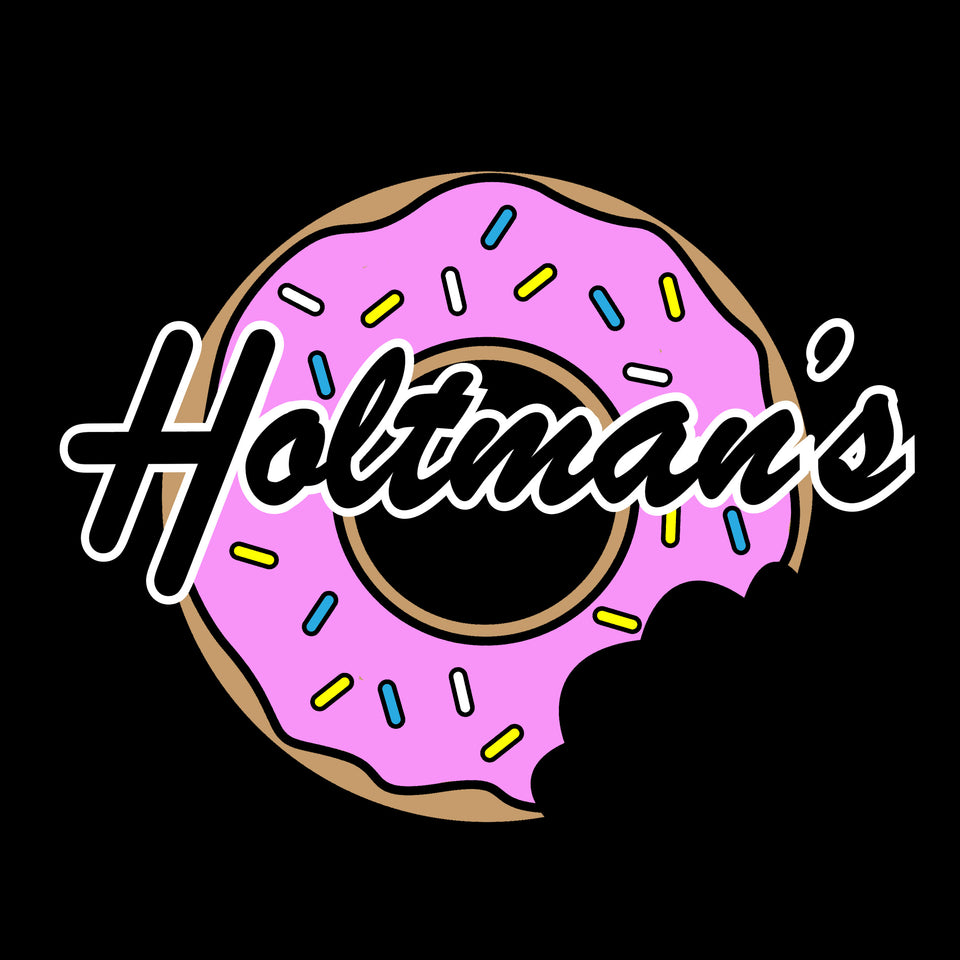 Holtman's Modern Donut Sign - Youth Sizes - Cincy Shirts