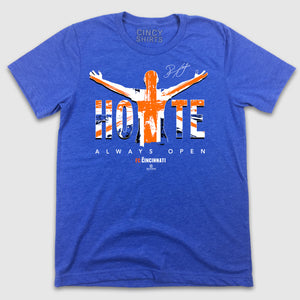 Official Justin Hoyte MLSPA Shirt
