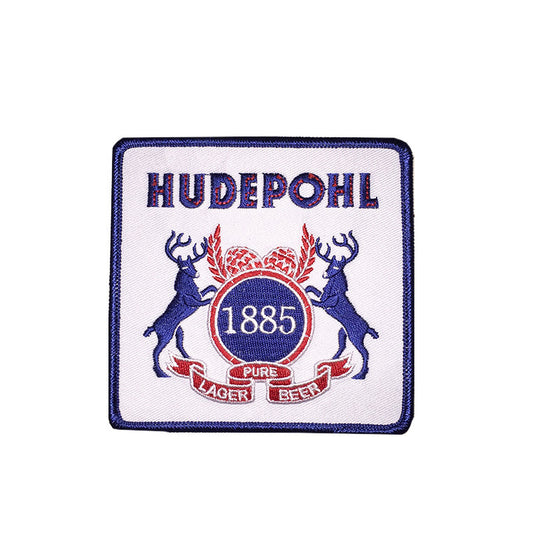 Hudepohl Pure Lager Patch