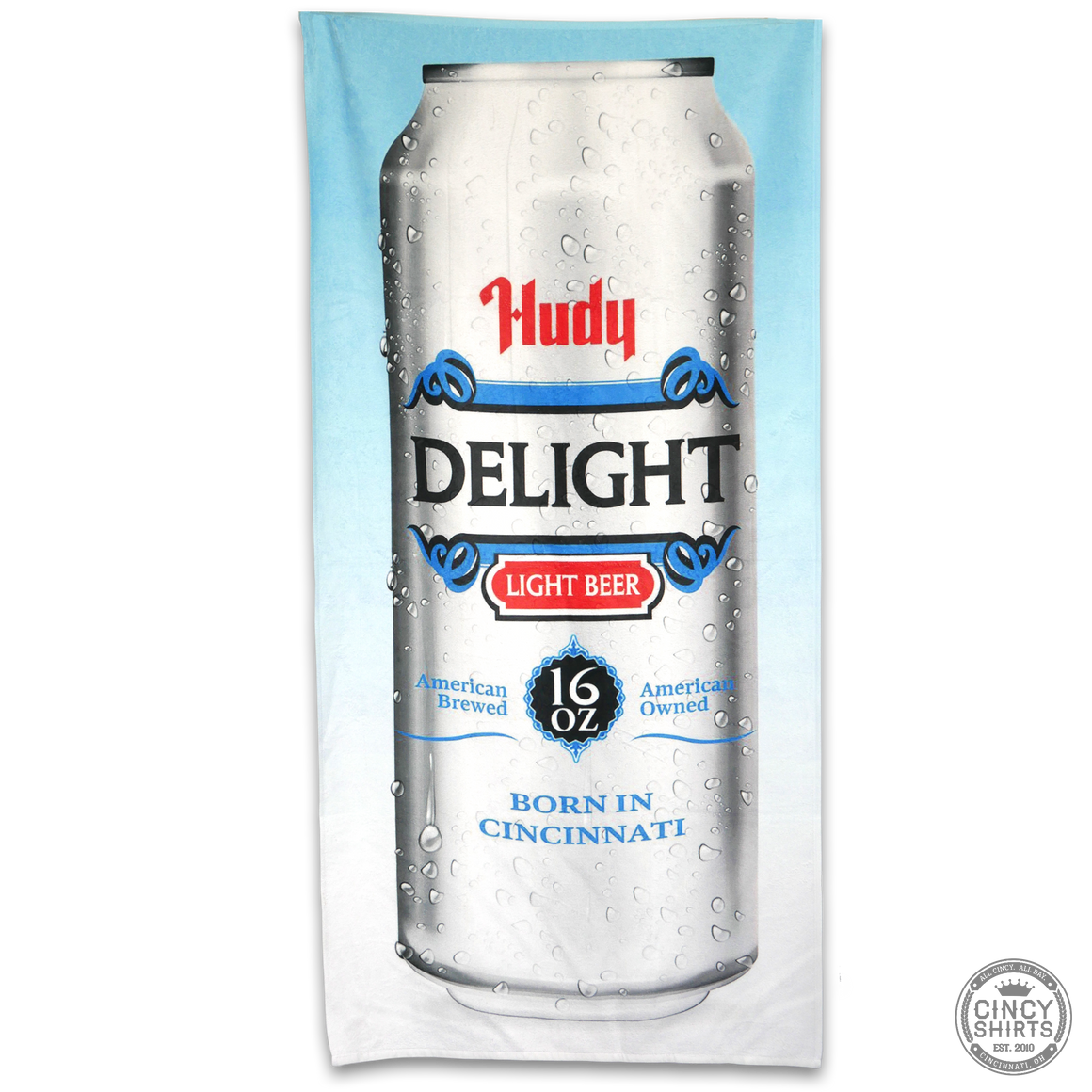 Hudy Delight Beach Towel