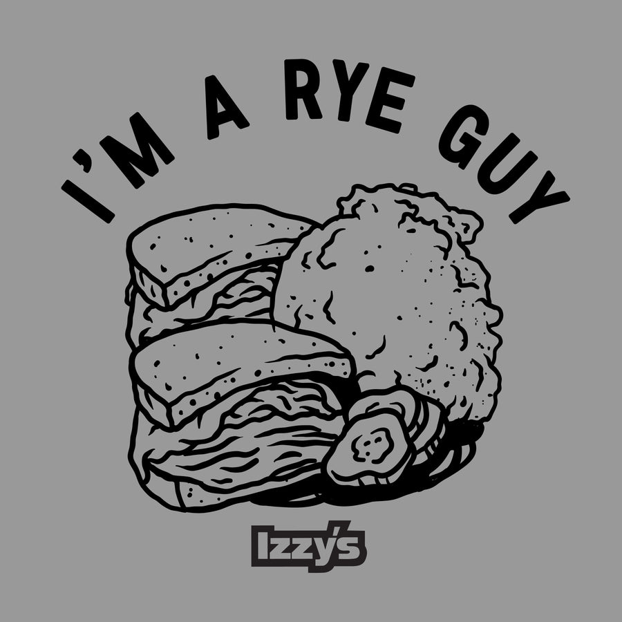 I'm A Rye Guy - Adult & Youth Sizes - Cincy Shirts