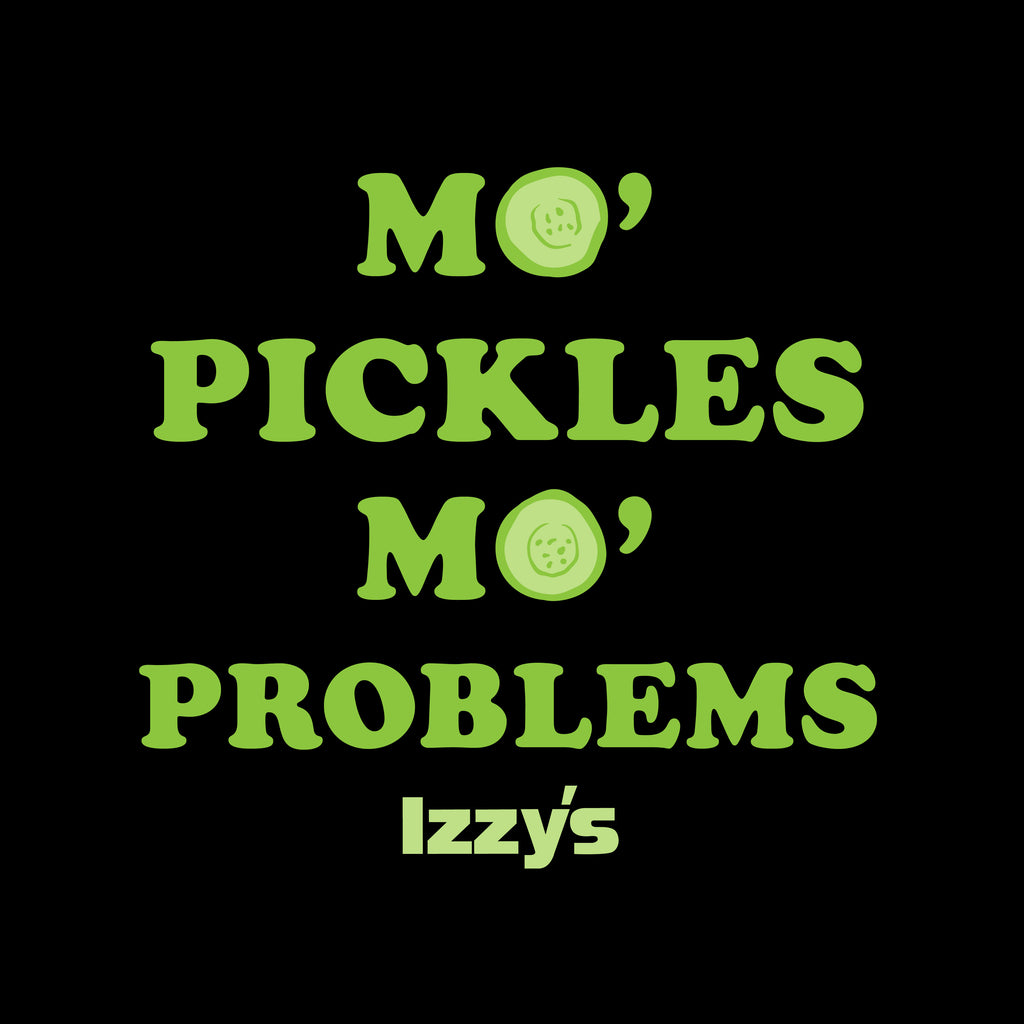 Mo' Pickles Mo' Problems