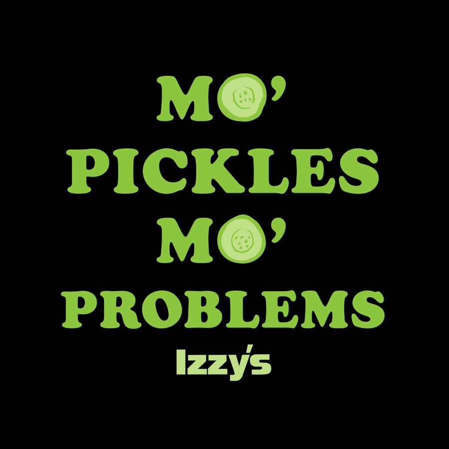 Mo' Pickles Mo' Problems T-shirt