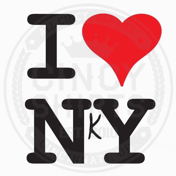 I Heart NKY - ONLINE EXCLUSIVE