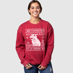 Fiona Ugly Christmas Sweatshirt - Cincy Shirts