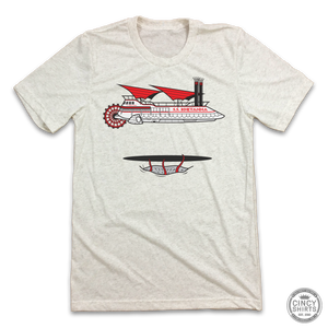 Jabba Barge - Cincy Shirts