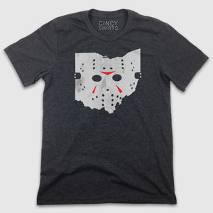 Camp Killer Ohio Mask - Cincy Shirts