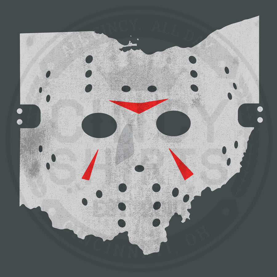 Camp Killer Ohio Mask