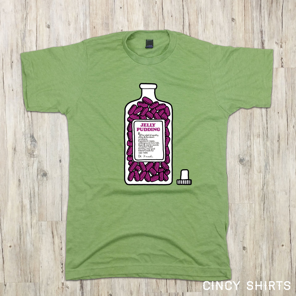 Jelly Pudding Show - Cincy Shirts