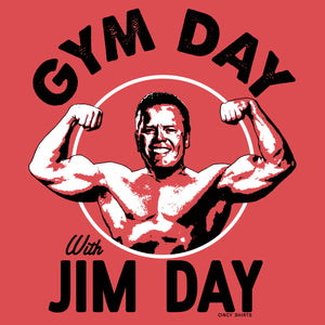 Gym Day Jim Day logo image