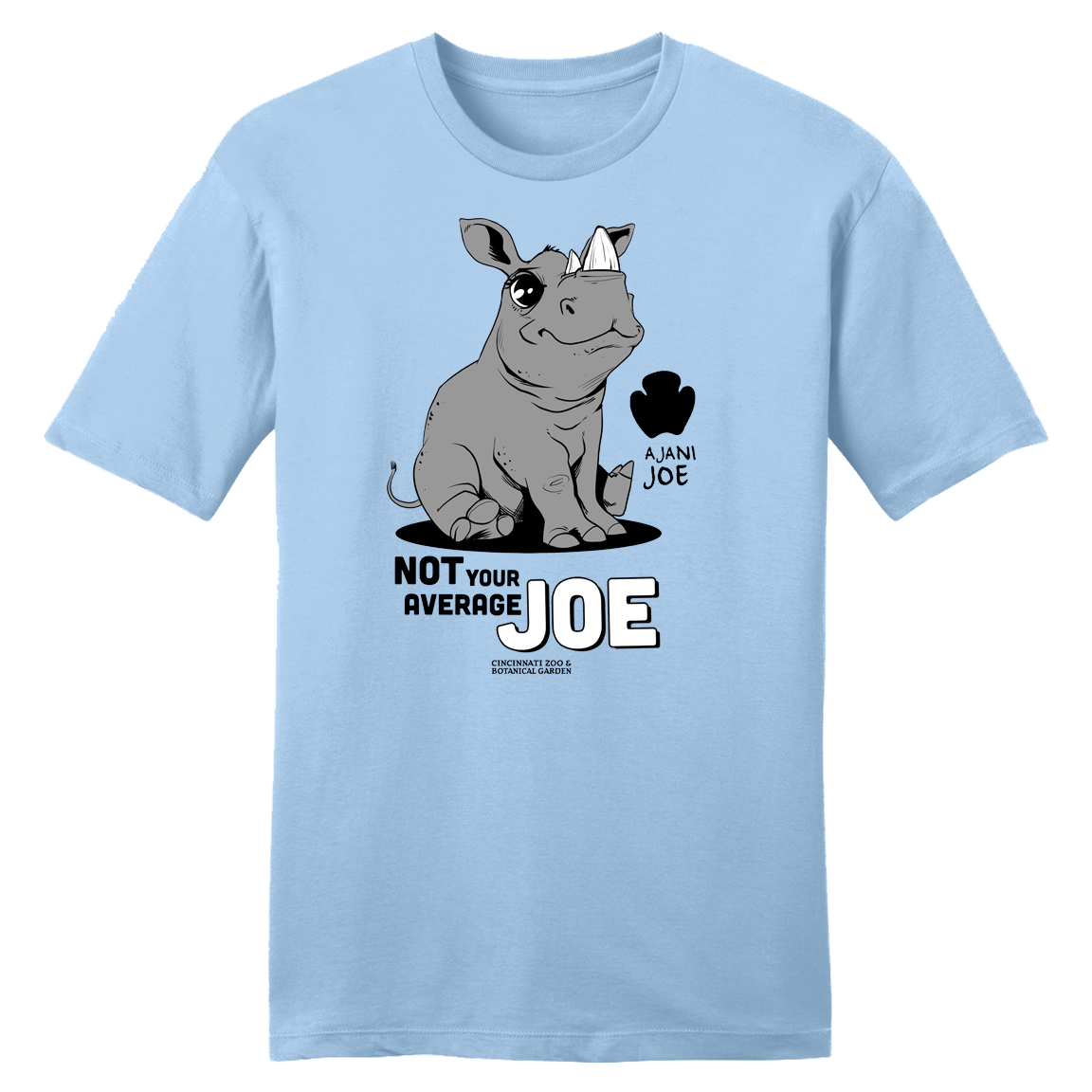 "Not Your Average Joe ""Ajani Joe"" - Cincy Shirts"