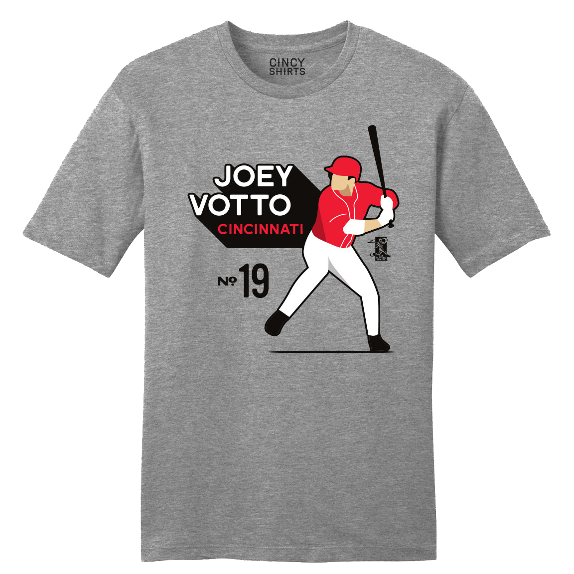 Official Joey Votto Gem Mint MLBPA Tee - Cincy Shirts