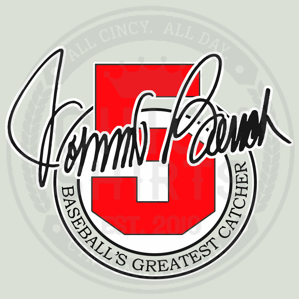 Johnny Bench Logo - Cincy Shirts