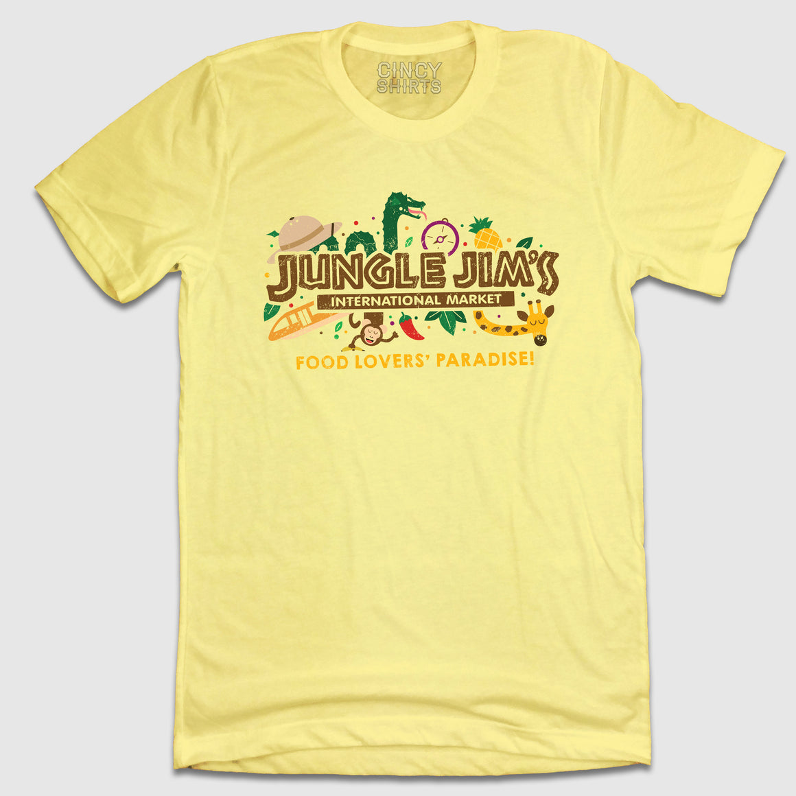 Jungle Jim's - Food Lover's Paradise! - Cincy Shirts