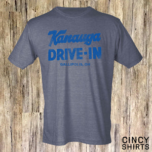 Kanauga Drive-In Theatre - Cincy Shirts