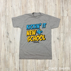 Kickin' It New School - Youth Sizes