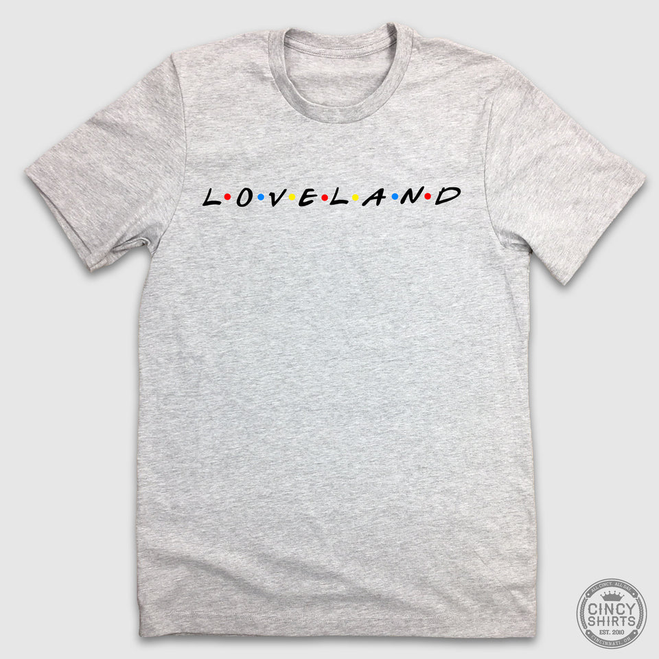 L·O·V·E·L·A·N·D - Cincy Shirts