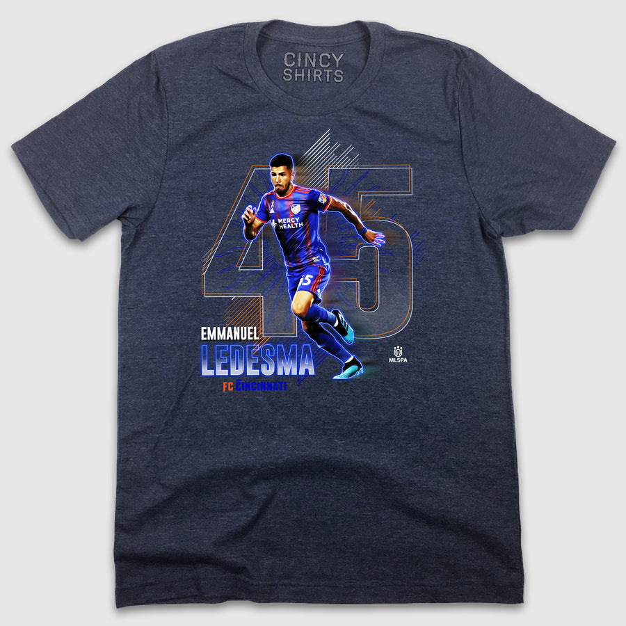 Offical Emmanuel Ledesma MLSPA Shirt - Cincy Shirts