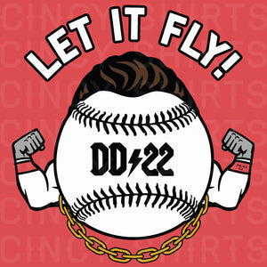 Let It Fly! - DD22 T-Derek Dietrich