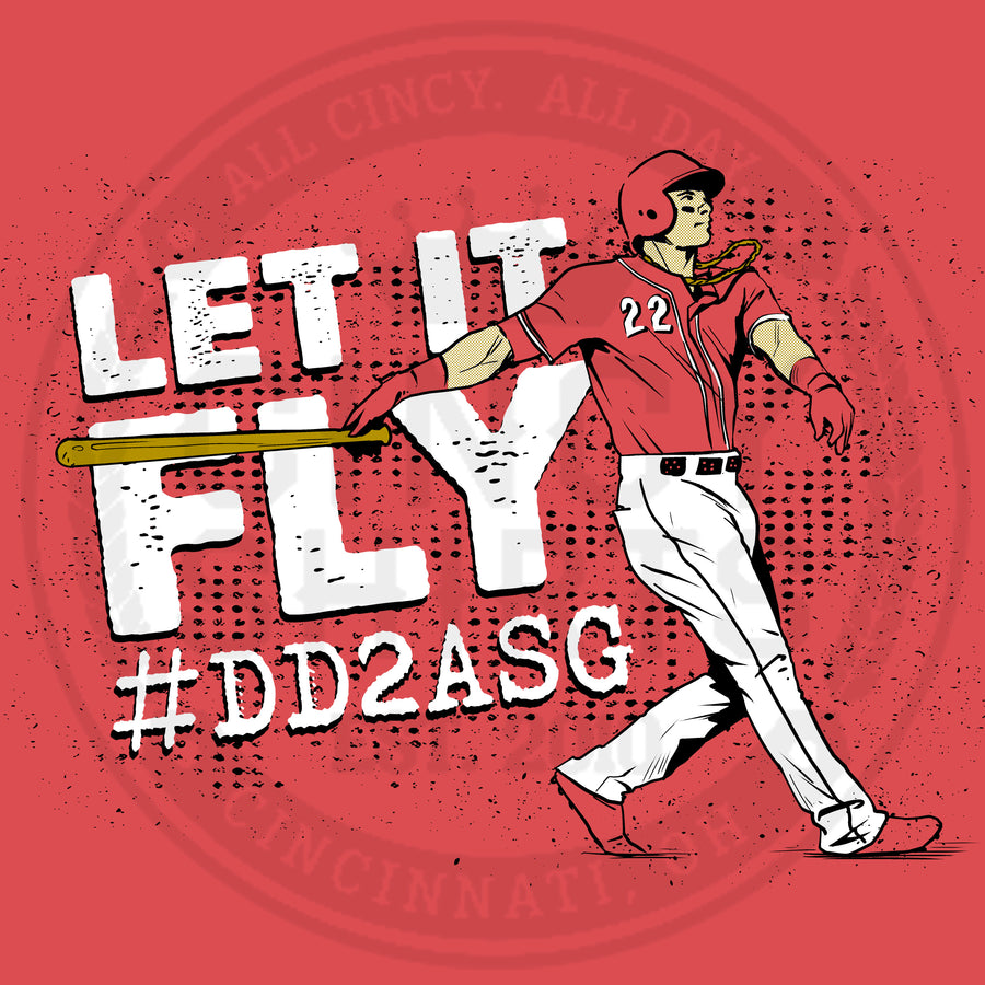 Let It Fly #DD2ASG