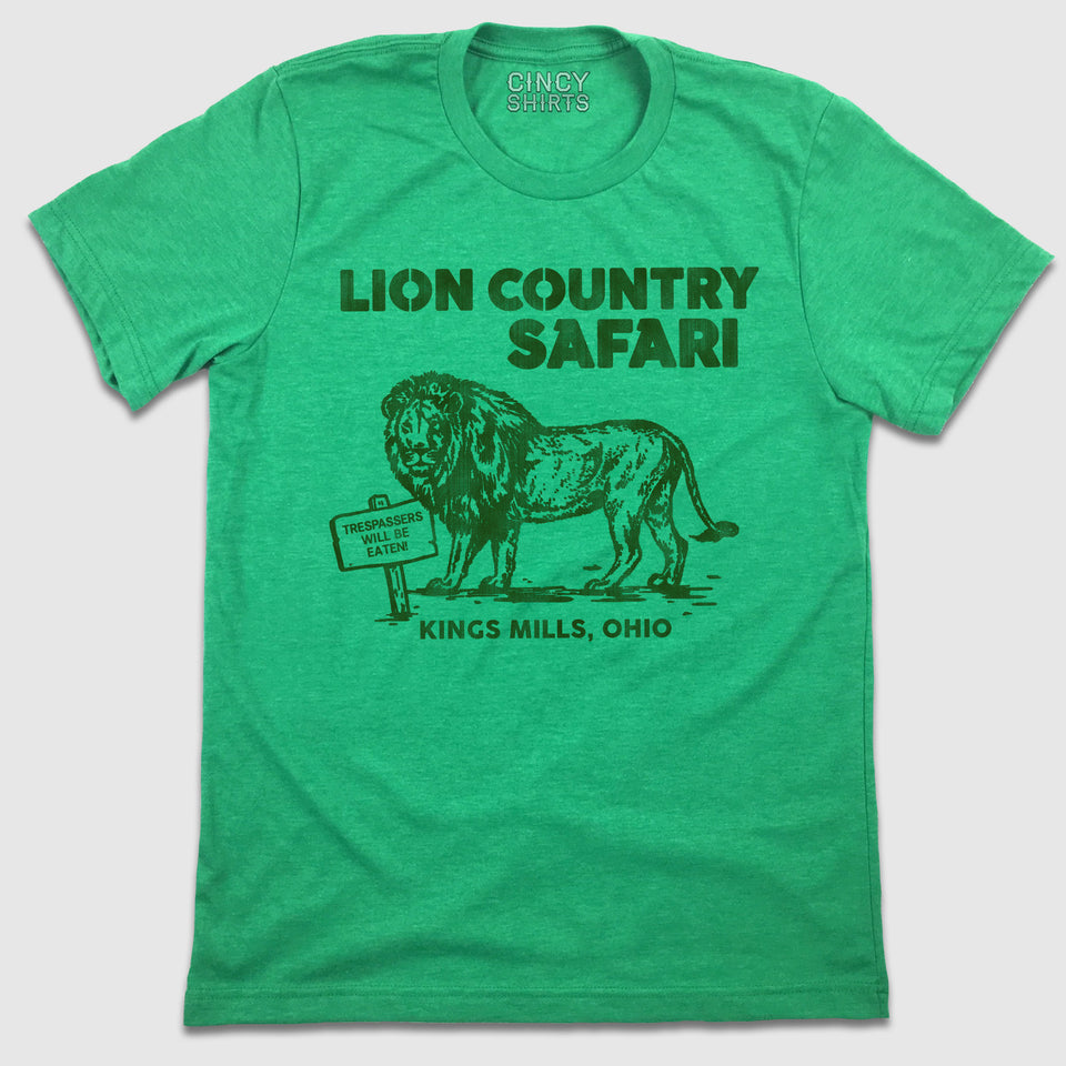 Lion Country Safari - Cincy Shirts