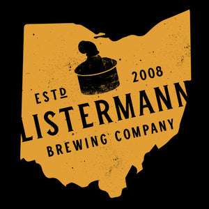 Listermann Brewing Ohio logo image
