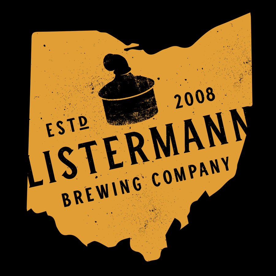 Listermann Brewing Ohio t-shirt