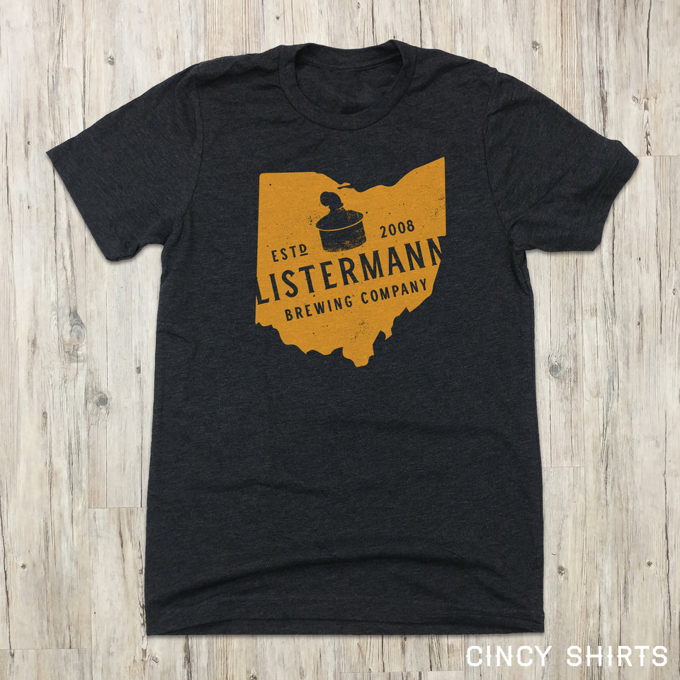 Listermann Brewing Ohio - Cincy Shirts