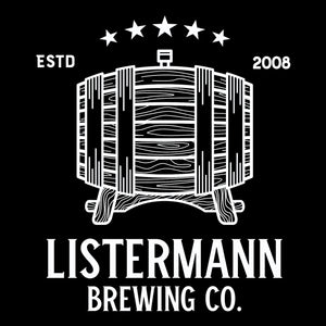 Listermann Brewing Wood Barrel - Cincy Shirts