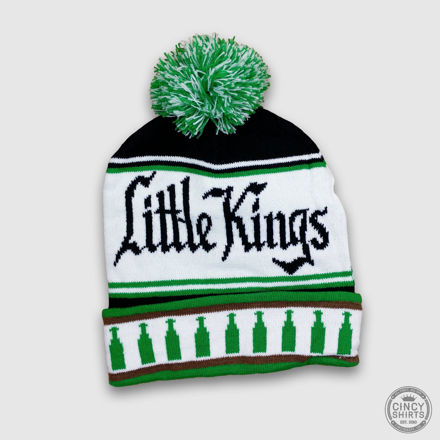 Little Kings Knit Beanie