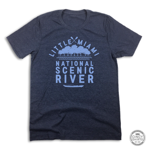Little Miami Scenic River - Cincy Shirts