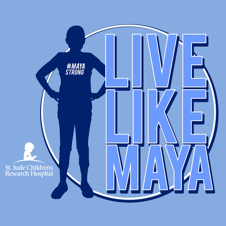 Live Like Maya - Adult & Youth Sizes - Cincy Shirts