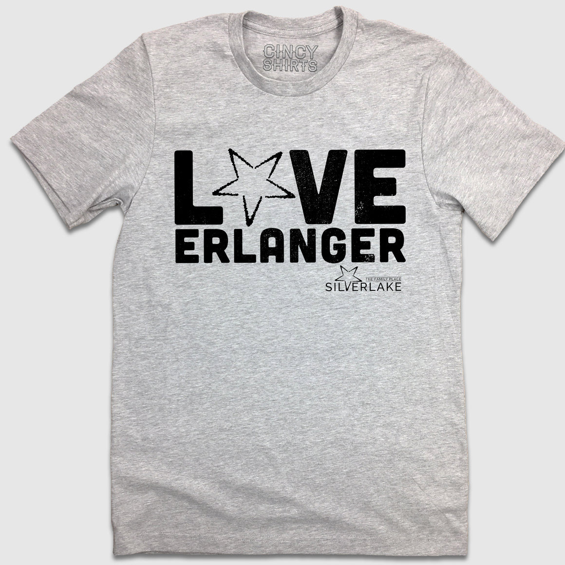 Love Erlanger - Sliverlake - Cincy Shirts