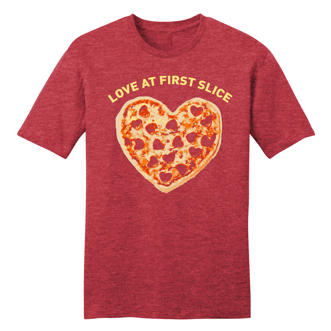 Love at First Slice - Cincy Shirts