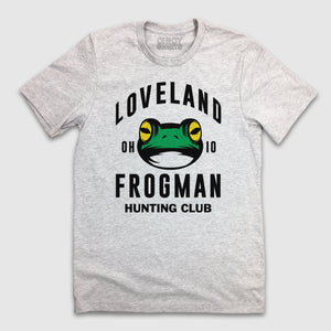 The Loveland Frogman Hunting Club