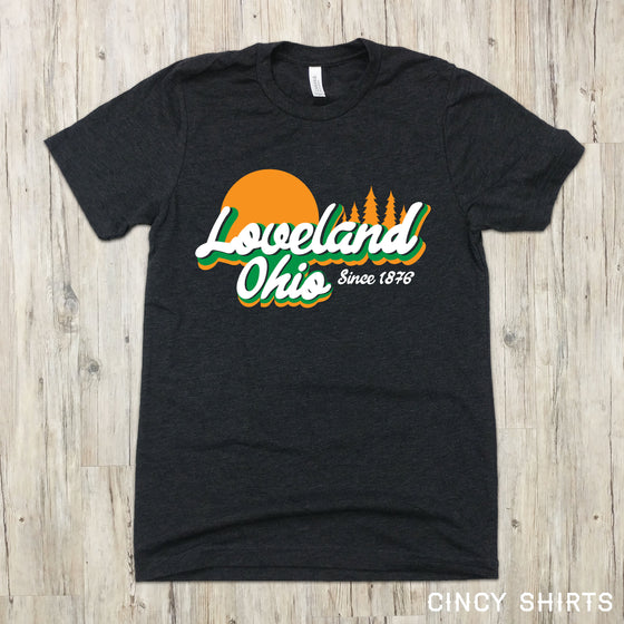 Loveland, Ohio Since 1876 T-shirt