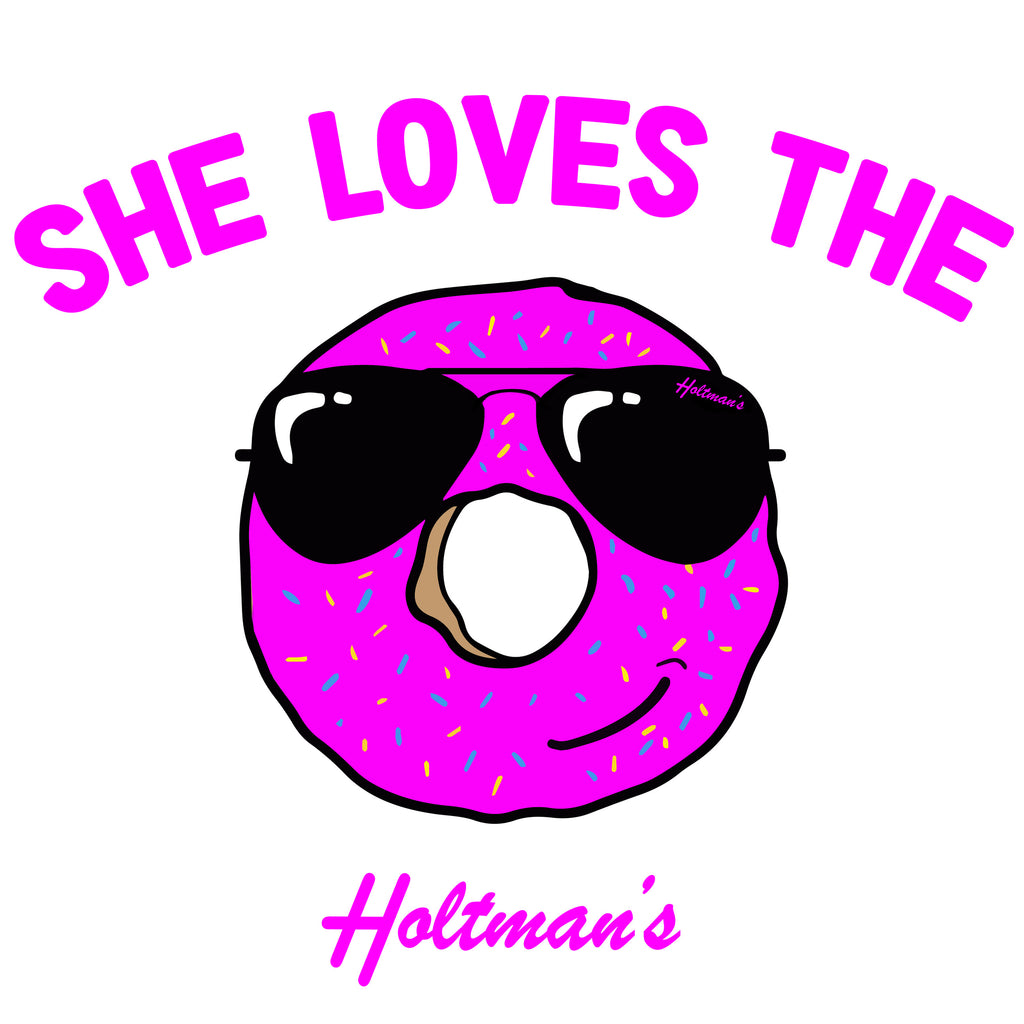 "Holtman's She Love's the ""D"" logo image"