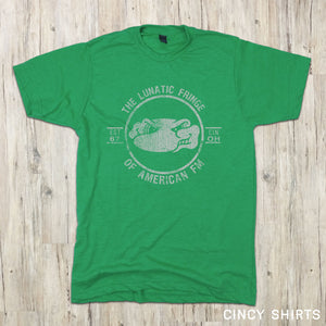 WEBN Frog Logo - Lunatic Fringe - Cincy Shirts