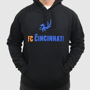 Official FC Cincinnati Victory Arch - Pullover Hoodie