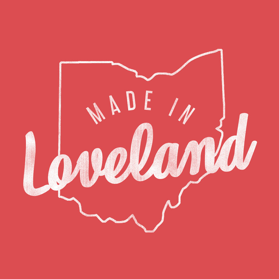 Made In Loveland - Youth tee