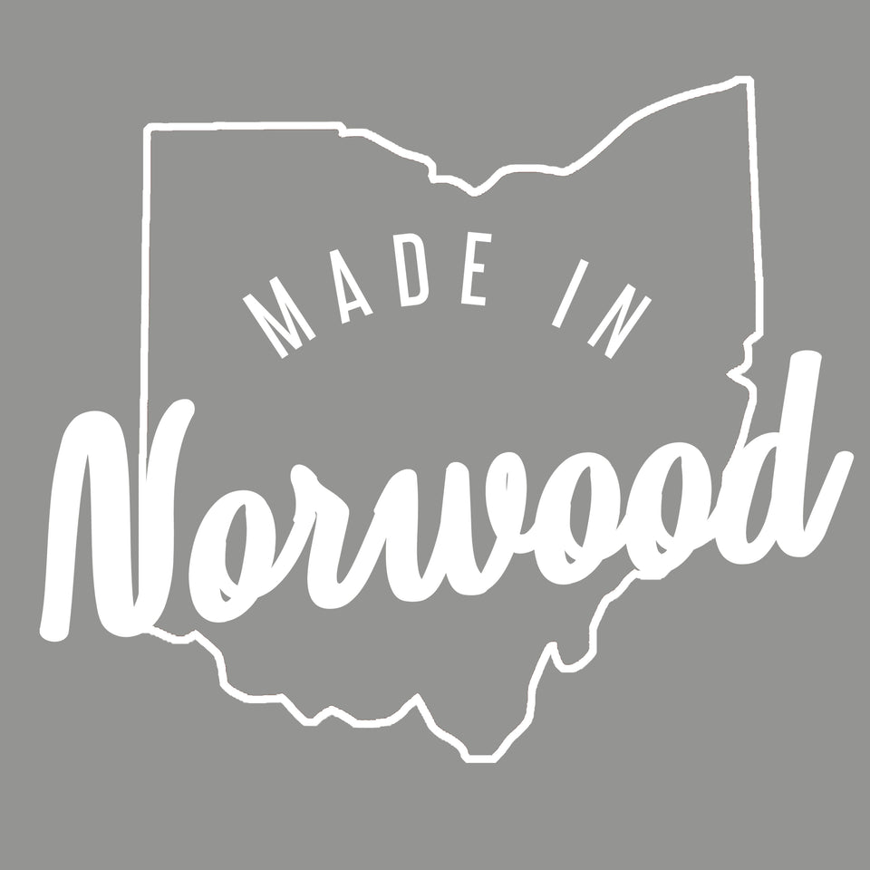 Made In Norwood - Cincy Shirts
