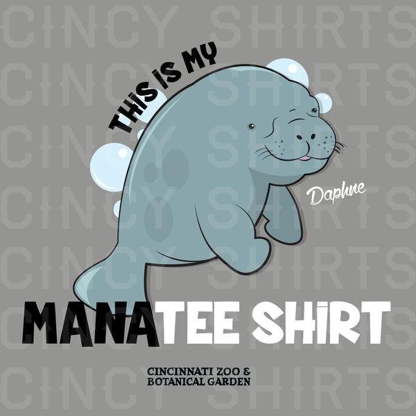 ManaTee Shirt - Cincinnati Zoo Babies - Youth Sizes - Cincy Shirts