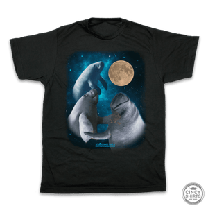 3 Manatee Moon - Adult & Youth Sizes - Cincy Shirts