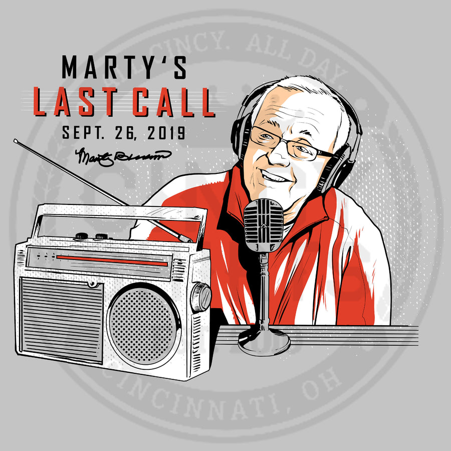 Marty's Last Call